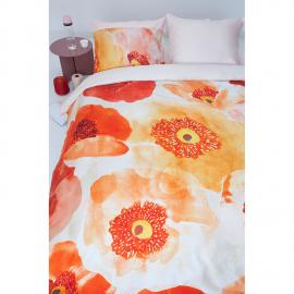 home24 Bettwaesche Oilily Faded Poppy