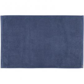 Essenza Badematte Connect Organic blue 60x100 cm -