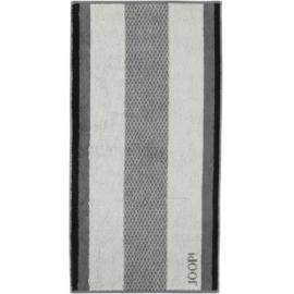 JOOP Handtücher Diamond Stripes 1669 Stone - 77 - Handtuch 50x100 cm