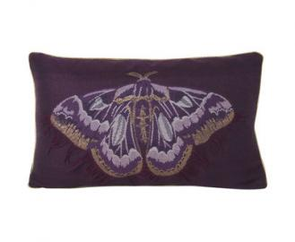 Salon - Papillon Kissen / 40 x 25 cm - Ferm Living - Violett