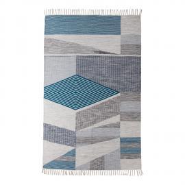 Teppich Vintage Modern Kelim