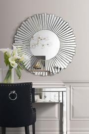 ARTEMIS Starburst Wall Mirror