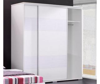 MARSIL 205 -  white wardrobe closet
