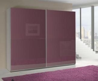 Presta violet 1 - violet storage armoire