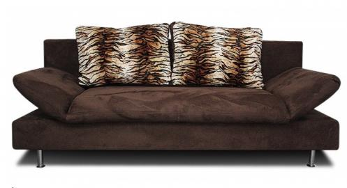 Javea -  Fabric traditional hardwood frame sofa