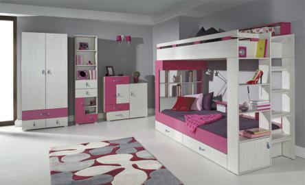 Miranda A - kids bedroom set