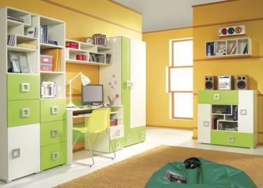 Melisa D - children bedroom set