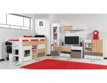 City C - kids bedroom furniture sets