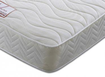 "Kayflex Pocket Plush 2000 Mattress - Single (3' x 6'3"")"