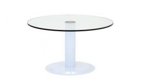 Global Coffee Table 1100 dia clear
