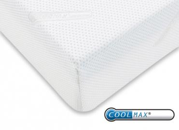 "Coolflex iPedic Memory Cool Mattress - King Size (5' x 6'6"")"