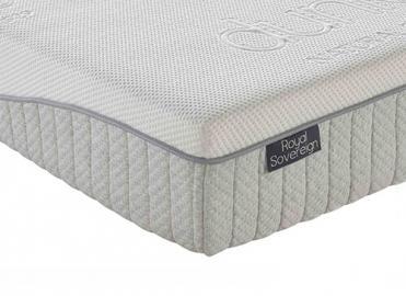 "Dunlopillo Royal Sovereign Mattress - Super King (6' x 6'6"")"