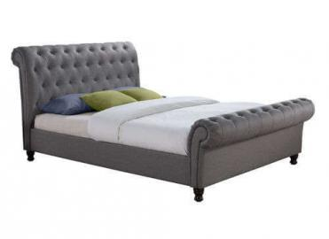 Castello Grey Bedframe -