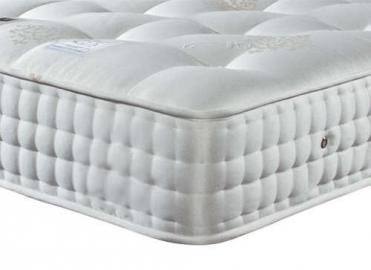 "Sleepeezee Wool Supreme Pocket Mattress - Single (3' x 6'3"")"