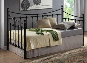 Time Living Black Florida Day Bed  -
