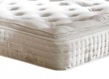 """Hyder Black Cashmere 2500 Pillow Top Pocket Mattress - Single (3' x 6'3"""")"""