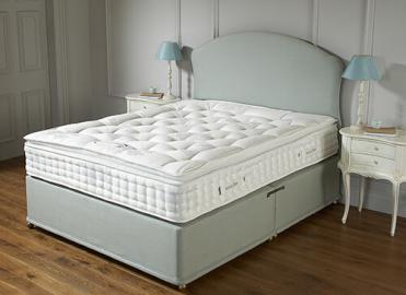 "Savile Pillow Top Opulence Sublime 5000 Pocket Mattress - Single (3' x 6'3"")"