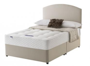 "Silentnight Classic Ortho Miracoil Divan Set - Single (3' x 6'3"")"