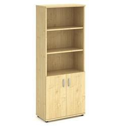 Impulse 2000 Cupboard Open Shelves Maple - I000227