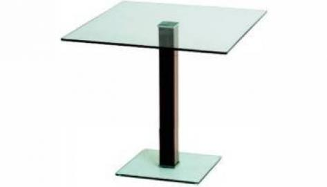 Semplice Elbow Table 1120 x 500 clear