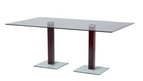 Dual Elbow Table 1500 x 900 clear