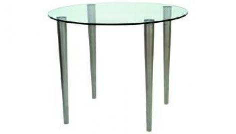 Slender Pin Coffee Table 700 x 700 clear