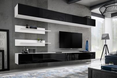Idea I1 - modern entertainment center cabinet