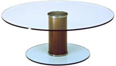 Social Coffee Table 700 dia clear