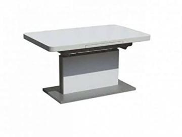 Four House Extendable 2274ESP Melamine Light Rough-Cut Oak Coffee Table