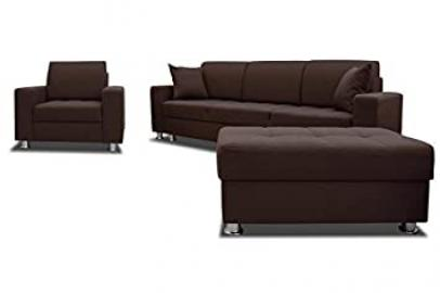 Sofa Set Anabelle Interior Design Couch Stool Bed Function 01307