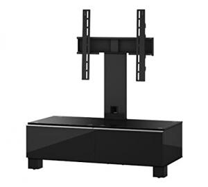 """Sonorous MD 8095-B-HBLK-BLK TV-Furniture for 40"""" TV"""
