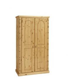 Ideal Furniture 6 + 2 Drawer Chest, Wood, Antique Pine