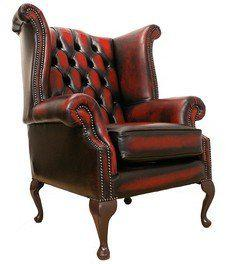 Chesterfield Graham High Back Wing Chair UK Manufactured Chesterfield Suites