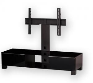 """Sonorous MD 8140-B-HBLK-BLK TV-Furniture for 60"""" TV"""