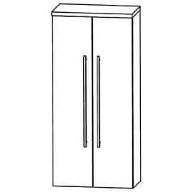 Puris Star Line (MNA846A7 Bathroom Cabinet 60 CM