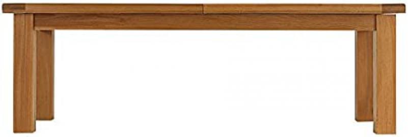 Oakhampton Chunky Oak 2.4m Extending Table