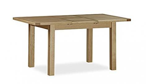 Truro Oak 180-230cm Extending Table - Oiled Oak Finish
