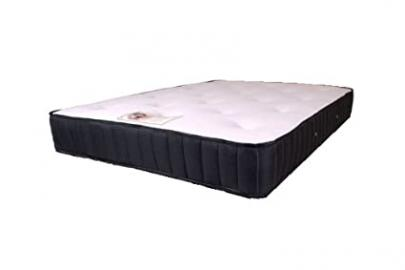 4ft6 DOUBLE AND 5ft KINGSIZE SPRING AND MEMORY FOAM MATTRESS (5ft Kingsize - 150 x 200cm)