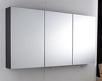 Modern Stylish Hudson Reed Quartet Mirror For Bathroom Cabinet