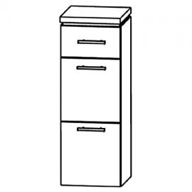Perfect Cool Line Highboard (HBA564 A5M) Bathroom, 40 cm