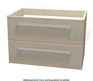 Pelipal Pineo Bathroom Furniture Vanity-Countertop (Pn-wtusl 02)/Comfort N/81 cm