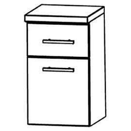 UNA343A7M) in Star Line Cabinet Bathroom Furniture-30cm