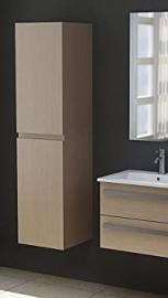 Bathroom Cabinet Zug wood-look