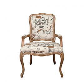 HTdeco - Louis XV armchair in oak