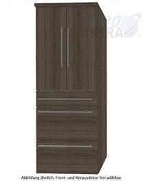 Crescendo Puris (HNA096A7M Bathroom High Cabinet 60 CM