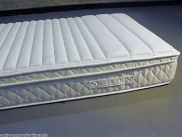 New Double Size Mattress Memory Foam on Pocket Springs, 4 ft 6-inch x 6 ft 3-inch Sleepking comfort