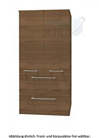 Pelipal Sonic Bathroom Cupboard MD SI - 04 Furniture Comfort N 60 x 122 x 33 CM