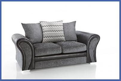 Starlet 3 + 2 Seater Sofa Set - Grey