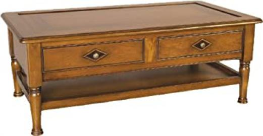 Coffee Table 2 Drawers and Tray