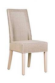 Lloyd Loom Monaco Dining Chair Canvas